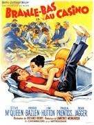 The Honeymoon Machine - French Movie Poster (xs thumbnail)