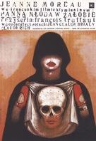 La mariée était en noir - Polish Movie Poster (xs thumbnail)