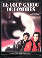 An American Werewolf in London - French Movie Poster (xs thumbnail)