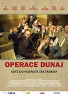Operace Dunaj - Czech Movie Poster (xs thumbnail)