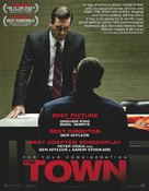 The Town - For your consideration poster (xs thumbnail)