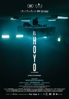 El Hoyo - Spanish Movie Poster (xs thumbnail)