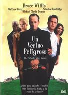 The Whole Nine Yards - Mexican DVD movie cover (xs thumbnail)