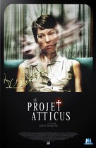 The Atticus Institute - French Movie Poster (xs thumbnail)