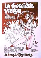 Virgin Witch - French Movie Poster (xs thumbnail)
