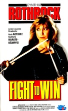 Fight to Win - German VHS cover (xs thumbnail)