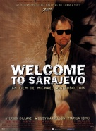 Welcome To Sarajevo - French Movie Poster (xs thumbnail)