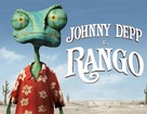 Rango - British Movie Poster (xs thumbnail)