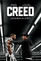 Creed - Czech Movie Poster (xs thumbnail)