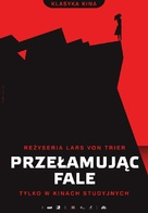 Breaking the Waves - Polish Movie Poster (xs thumbnail)