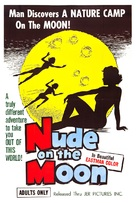 Nude on the Moon - Movie Poster (xs thumbnail)
