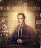 The Imitation Game - Blu-Ray movie cover (xs thumbnail)