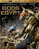 Gods of Egypt - Blu-Ray movie cover (xs thumbnail)