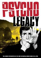 The Psycho Legacy - DVD cover (xs thumbnail)