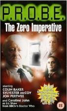 The Zero Imperative - British VHS movie cover (xs thumbnail)