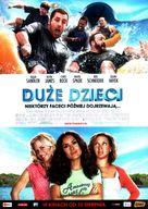 Grown Ups - Polish Movie Poster (xs thumbnail)
