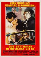 Two Weeks in Another Town - Italian Movie Poster (xs thumbnail)