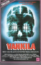 Prison - Finnish VHS movie cover (xs thumbnail)