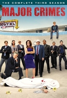 """""""Major Crimes"""" - DVD cover (xs thumbnail)"""