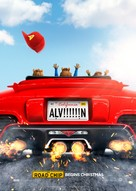 Alvin and the Chipmunks: The Road Chip - Teaser movie poster (xs thumbnail)