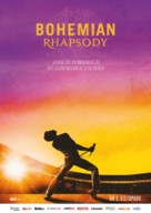 Bohemian Rhapsody - Czech Movie Poster (xs thumbnail)