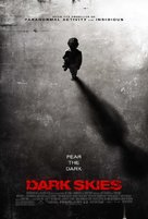 Dark Skies - Movie Poster (xs thumbnail)