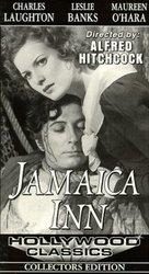 Jamaica Inn - VHS cover (xs thumbnail)