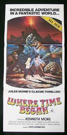 Viaje al centro de la Tierra - Australian Movie Poster (xs thumbnail)