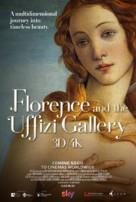 Firenze e gli Uffizi 3D/4K - Italian Movie Poster (xs thumbnail)