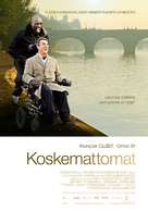 Intouchables - Finnish Movie Poster (xs thumbnail)