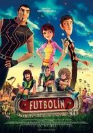 Metegol - Spanish Movie Poster (xs thumbnail)