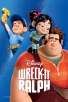 Wreck-It Ralph - Movie Cover (xs thumbnail)
