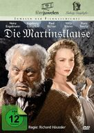 Martinsklause, Die - German DVD movie cover (xs thumbnail)