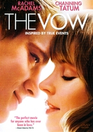 The Vow - DVD movie cover (xs thumbnail)