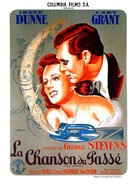 Penny Serenade - French Movie Poster (xs thumbnail)