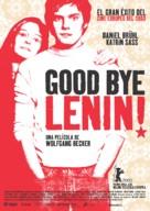 Good Bye Lenin! - Spanish Movie Poster (xs thumbnail)