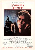 Rumble Fish - Movie Poster (xs thumbnail)