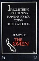 The Omen - German Blu-Ray cover (xs thumbnail)