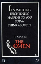 The Omen - German Blu-Ray movie cover (xs thumbnail)