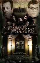 Hermanos de sangre - Argentinian Movie Poster (xs thumbnail)