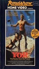 Il mondo di Yor - VHS cover (xs thumbnail)