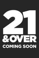 21 and Over - Logo (xs thumbnail)