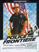 The Border - French Movie Poster (xs thumbnail)