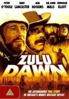 Zulu Dawn - British DVD cover (xs thumbnail)