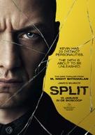 Split - Dutch Movie Poster (xs thumbnail)