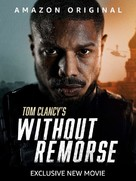 Without Remorse - Video on demand movie cover (xs thumbnail)
