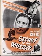 The Secret of the Whistler - poster (xs thumbnail)