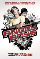 """Angry Boys"" - Movie Poster (xs thumbnail)"