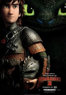 How to Train Your Dragon 2 - Spanish Movie Poster (xs thumbnail)