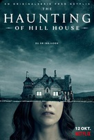 """The Haunting of Hill House"" - Swedish Movie Poster (xs thumbnail)"